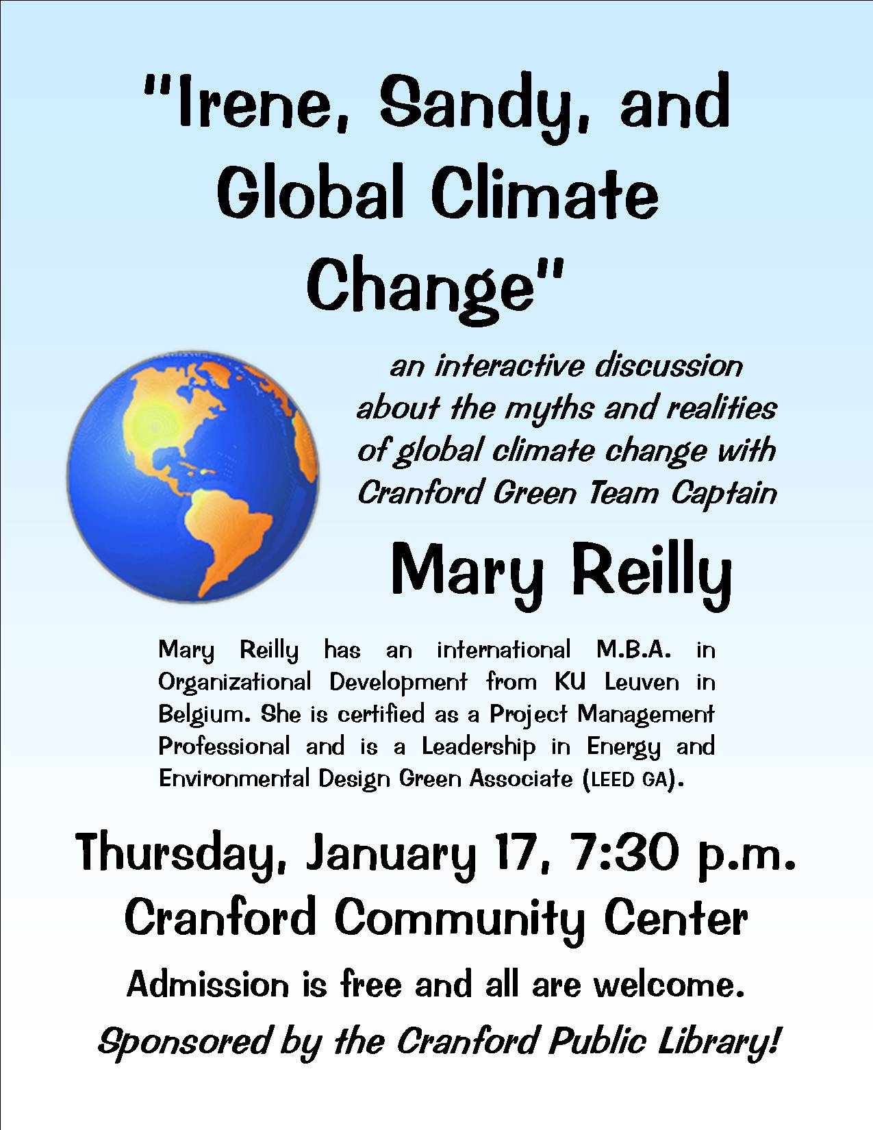 Certification report image climate change flyer 1betcityfo Choice Image